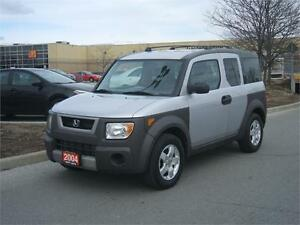 2004 Honda Element w/Y Pkg 5 SPEED