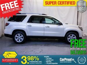 2013 GMC Acadia SLE2 7 Seats *Warranty*