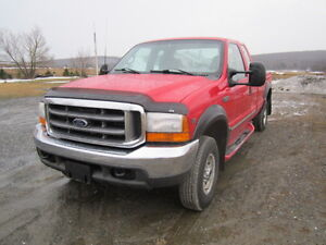 2000 Ford F-250 XLT Camionnette