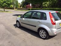 2008 Ford Fiesta style 1.2 ,