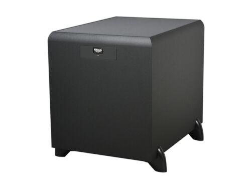 klipsch r12sw 12 400w powered subwoofer black dealtrend. Black Bedroom Furniture Sets. Home Design Ideas
