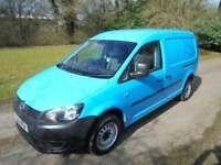 Volkswagen Caddy Maxi 1.6 TDI 102PS C20 Maxi 61 REG 84K DIRECT BRITISH GAS