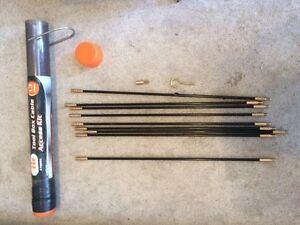 Electricians fish sticks