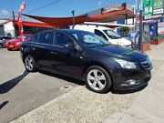 2009 Holden Cruze JG CDX Black 6 Speed Sports Automatic Sedan Lidcombe Auburn Area Preview
