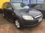 2007 Holden Captiva Grey 5 Speed Automatic Wagon North Hobart Hobart City Preview
