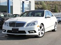2010 Mercedes-Benz E-Class 4Matic | Premium Package | One Owner