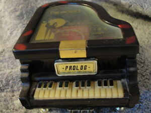 vintage prolog grand piano music box