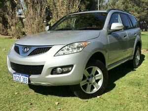 2012 Great Wall X240 CC6461KY MY12 Silver 5 Speed Manual Wagon