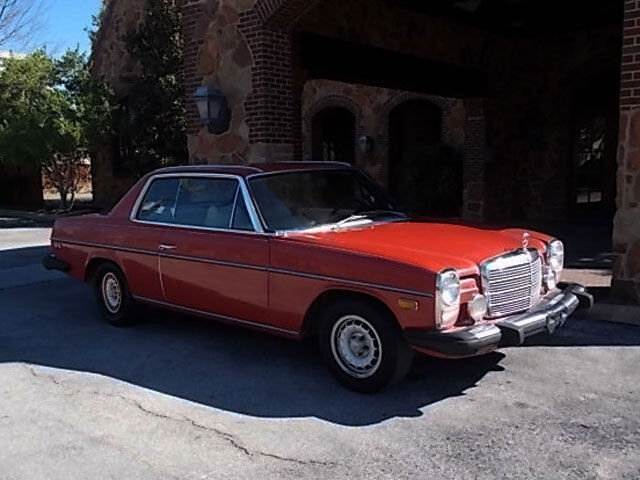 -Benz 280C 200-Series (1968-1976) Collectors Edition TEXAS Serviced