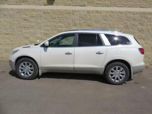 2012 Buick Enclave Leather, 3.6LV6, HEATED LEATHERSEATS,SUNROOF