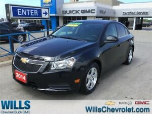 2014 Chevrolet Cruze 2LT | LEATHER | ONE OWNER