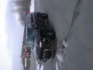 2001 Chevrolet Tahoe SUV, Crossover