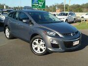 2010 Mazda CX-7 ER MY10 Luxury Sports (4x4) Grey 6 Speed Auto Activematic Wagon Wacol Brisbane South West Preview