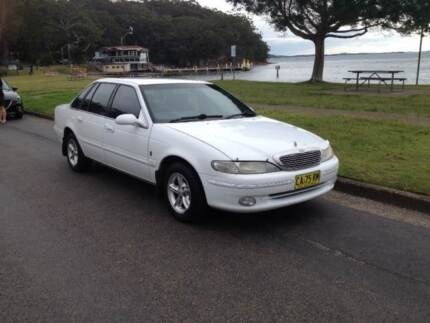 1996 Ford Fairlane Nelson Bay Port Stephens Area Preview