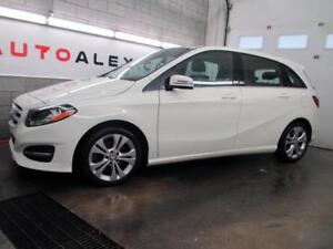 2015 Mercedes B250 Sports Tourer 37,000KM CUIR MAGS **47$/SEM**