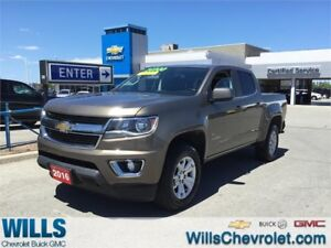 2016 Chevrolet Colorado LT | CREW CAB | 2WD
