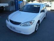 2002 Toyota Camry ACV36R Altise White 4 Speed Automatic Sedan Christies Beach Morphett Vale Area Preview