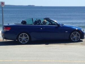 2010 BMW 3-Series M-sport Convertible