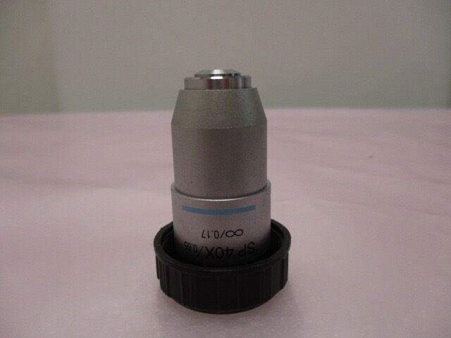 SP 40X/0.65, ?/0.17, 40X Objective Lens, Microscope 408788