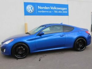 2011 Hyundai Genesis Coupe 2.0T PREMIUM - LEATHER MANUAL