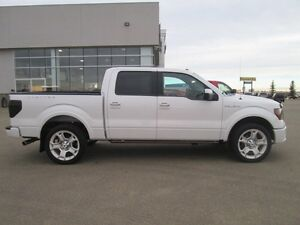 2011 F-150 Limited, with a 6.2L V8!! Nav, power steps, dual DVD Edmonton Edmonton Area image 4