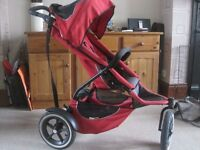 Phil and Teds Sport pushchair
