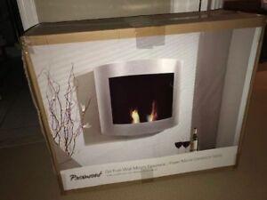 Indoor / Outdoor Fireplace