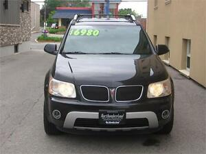 2007 Pontiac Torrent Sport-LEATHER-ROOF-AWD