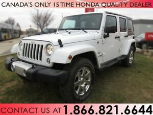 2017 Jeep Wrangler Unlimited SAHARA 4x4 | $115/WEEKLY | NO ACCID