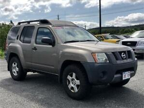 2005 Nissan Xterra Off-Road - $4045 On the Road!