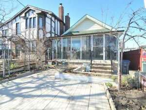 East York Detached FOR RENT