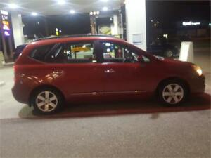 2008 KIA RONDO  EXCELLENT.. 7 PASSENGER DVD GAS SAVER