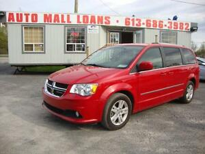 2015 Dodge Grand Caravan Crew **PAY ONLY 76WEEKLY OAC**