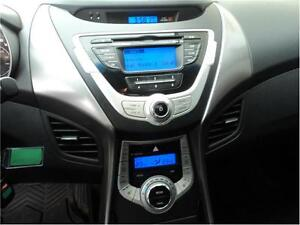 2012 Hyundai Elantra Limited-SUNROOF-XM RADIO-HEATED SEATS Oakville / Halton Region Toronto (GTA) image 15