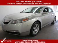 -2010 Acura TL- Heated Leather - Sunroof - Only 64,000 km !!