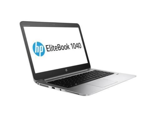 "HP 1040 G3 (V2W23UT#ABA) 14.0"" Laptop Intel Core i7 6th Gen 6600U (2.60 GHz) 16"