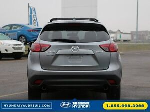 2014 Mazda CX-5 GT AWD NAV TOIT CUIR CAMERA MAGS West Island Greater Montréal image 8