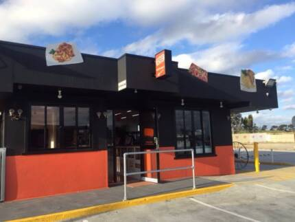 Fast Food Takeaway & Drive Thru for sale -Business for Sale/Lease