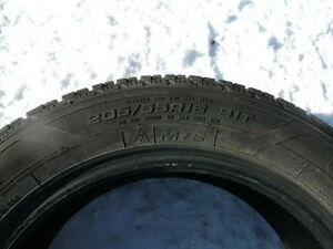 Still don't have your winter tires? More snow coming!