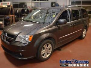 2017 Dodge Grand Caravan Crew $164 Bi-Weekly OAC