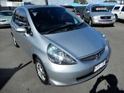 2007 Honda Jazz GD GLi Silver 5 Speed Manual Hatchback Enfield Port Adelaide Area Preview