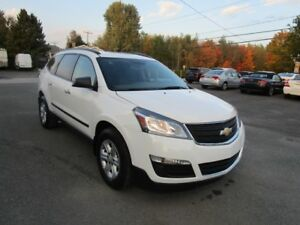 2016 Chevrolet Traverse LS AWD A/C BLUETOOTH 8 PASSAGERS