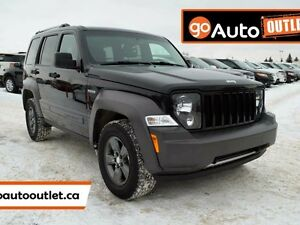 2011 Jeep Liberty Renegade 4dr 4x4