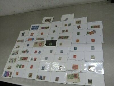 Nystamps British GB Office Aboard many mint old stamp collection high value