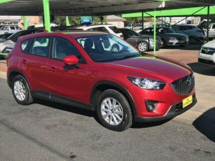 2013 Mazda CX-5 MAXX SPORT Automatic White 6 Speed Automatic Wagon Casino Richmond Valley Preview
