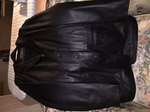 Danier Leather Jacket Men's XL For Sale - Never Worn