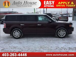 2009 Ford Flex SEL AWD DVD