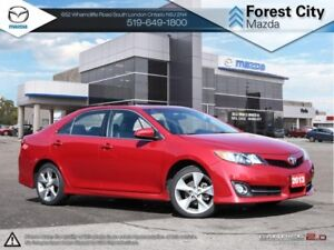 2013 Toyota Camry | SE | Bluetooth | Cruise | Well Maintained