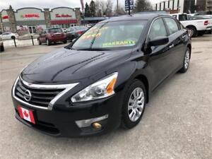 2013 Nissan Altima 2.5 SEDAN AUTO. BLUETOOTH AUX...ONLY $8500.