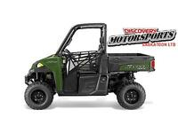 2015 POLARIS RANGER FULL SIZE 570 - GREEN